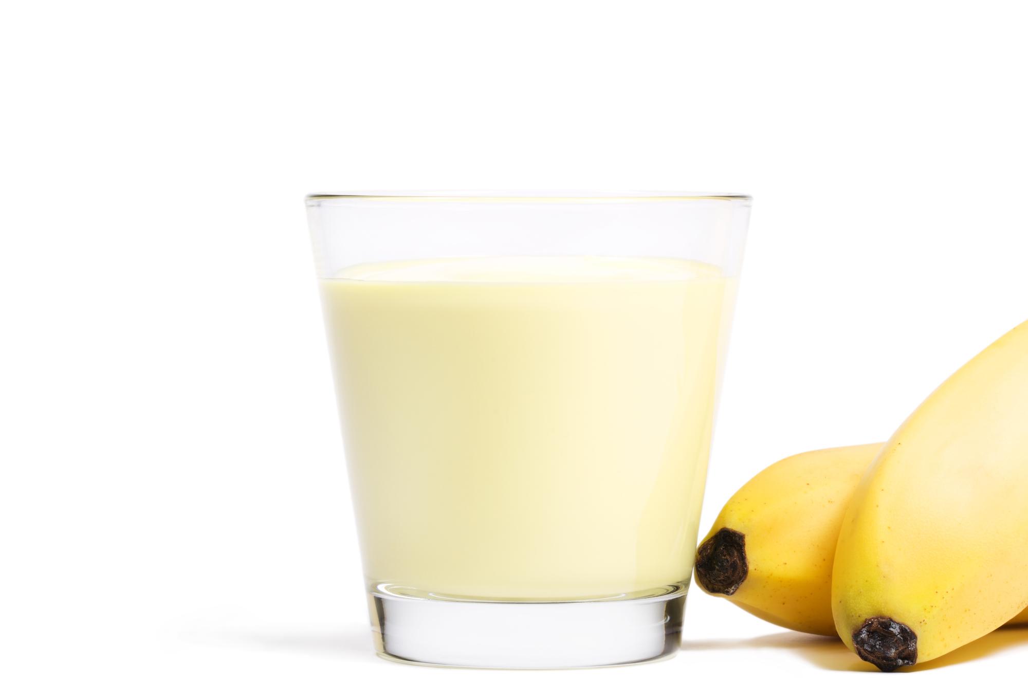 Banánový fit koktejl recept