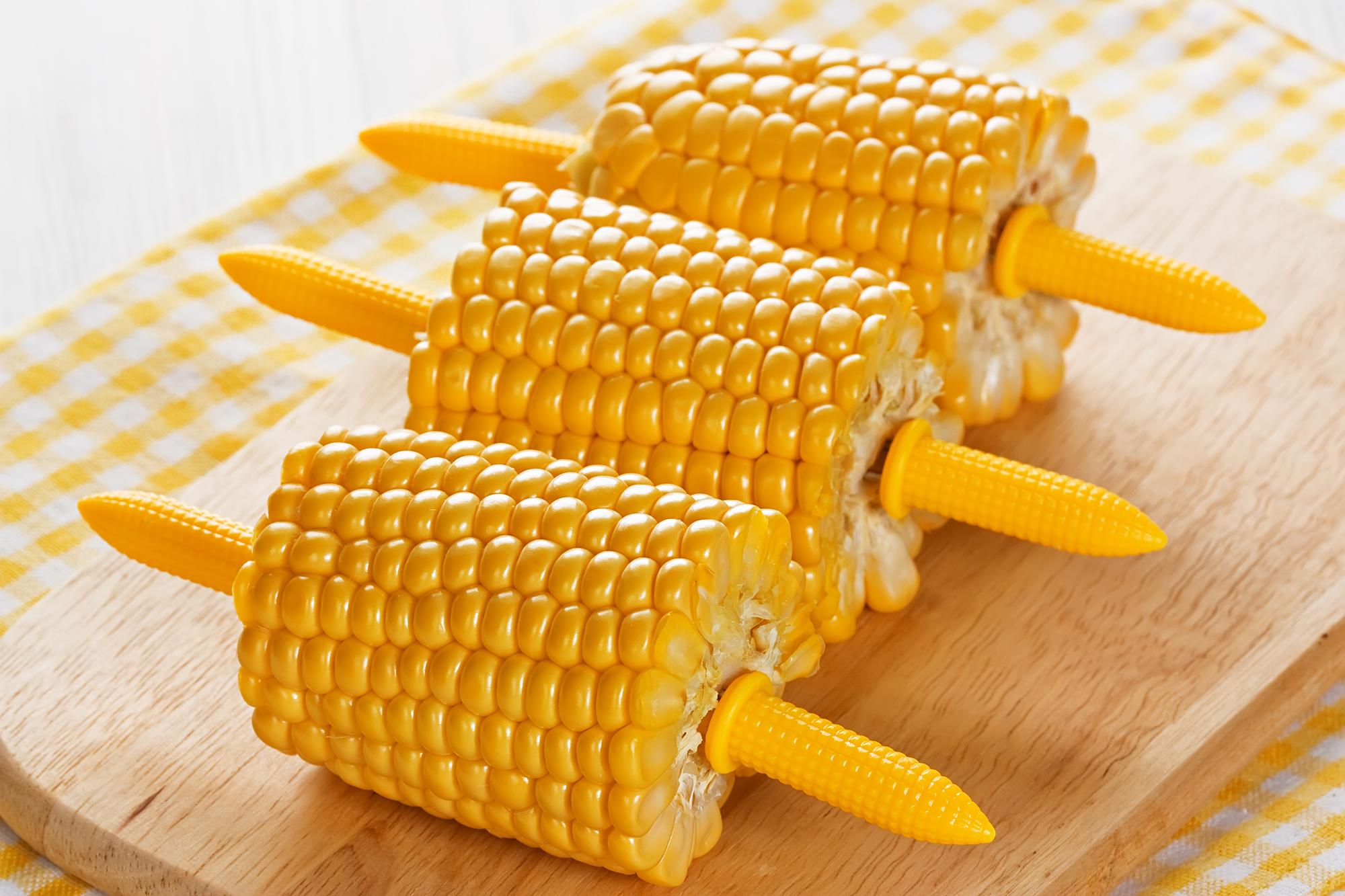 Kukuřice - vařená recept