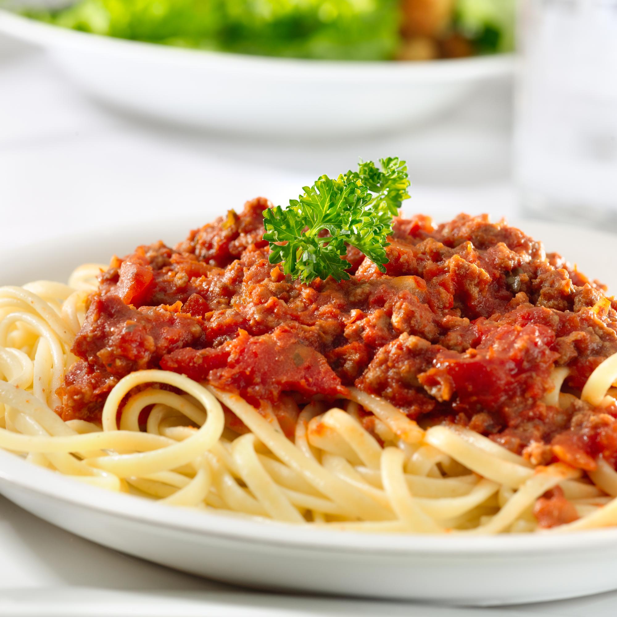 Omáčka na špagety recept