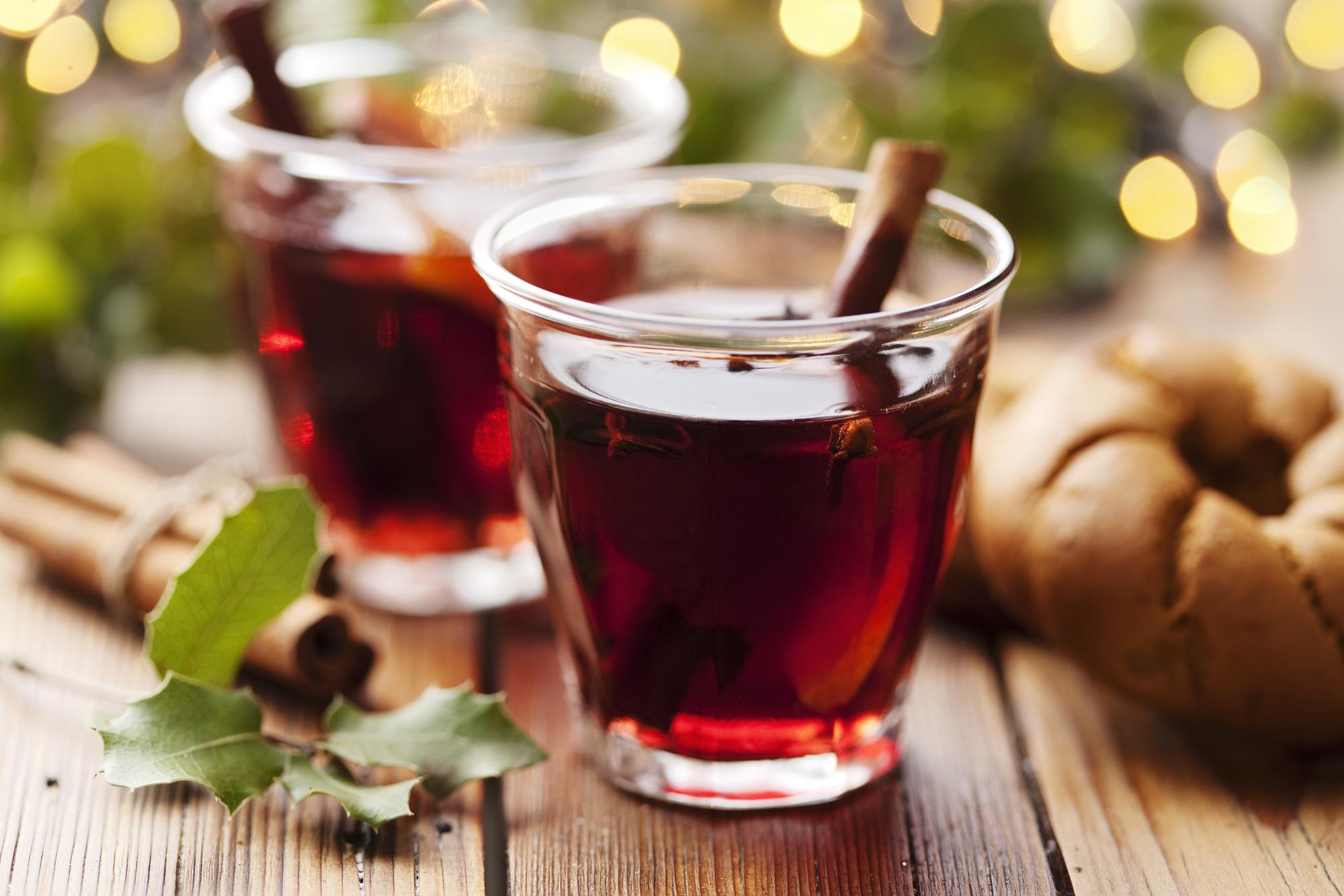 Svařené víno recept