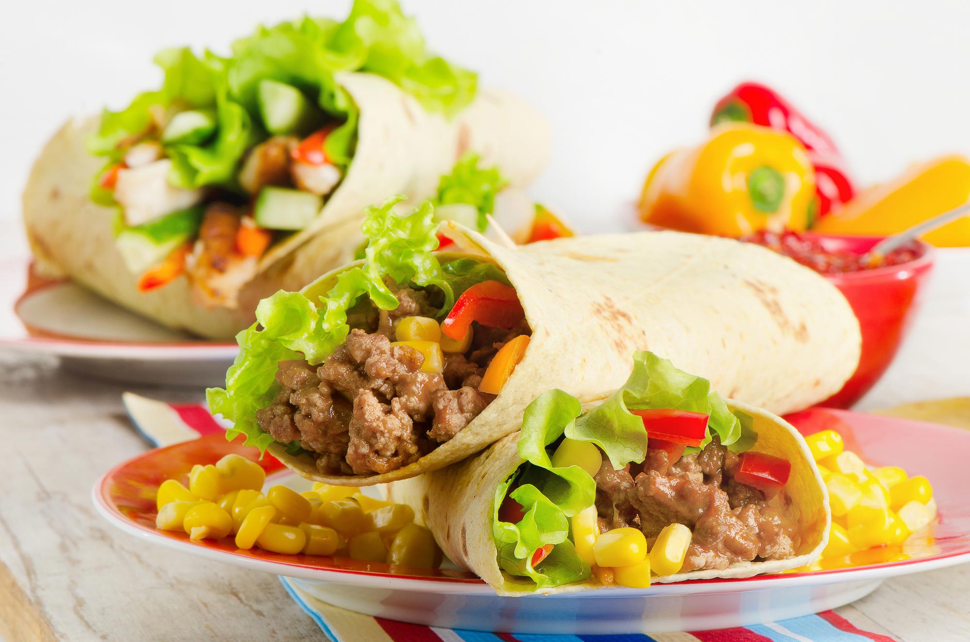 Tortilla - mexická placka recept