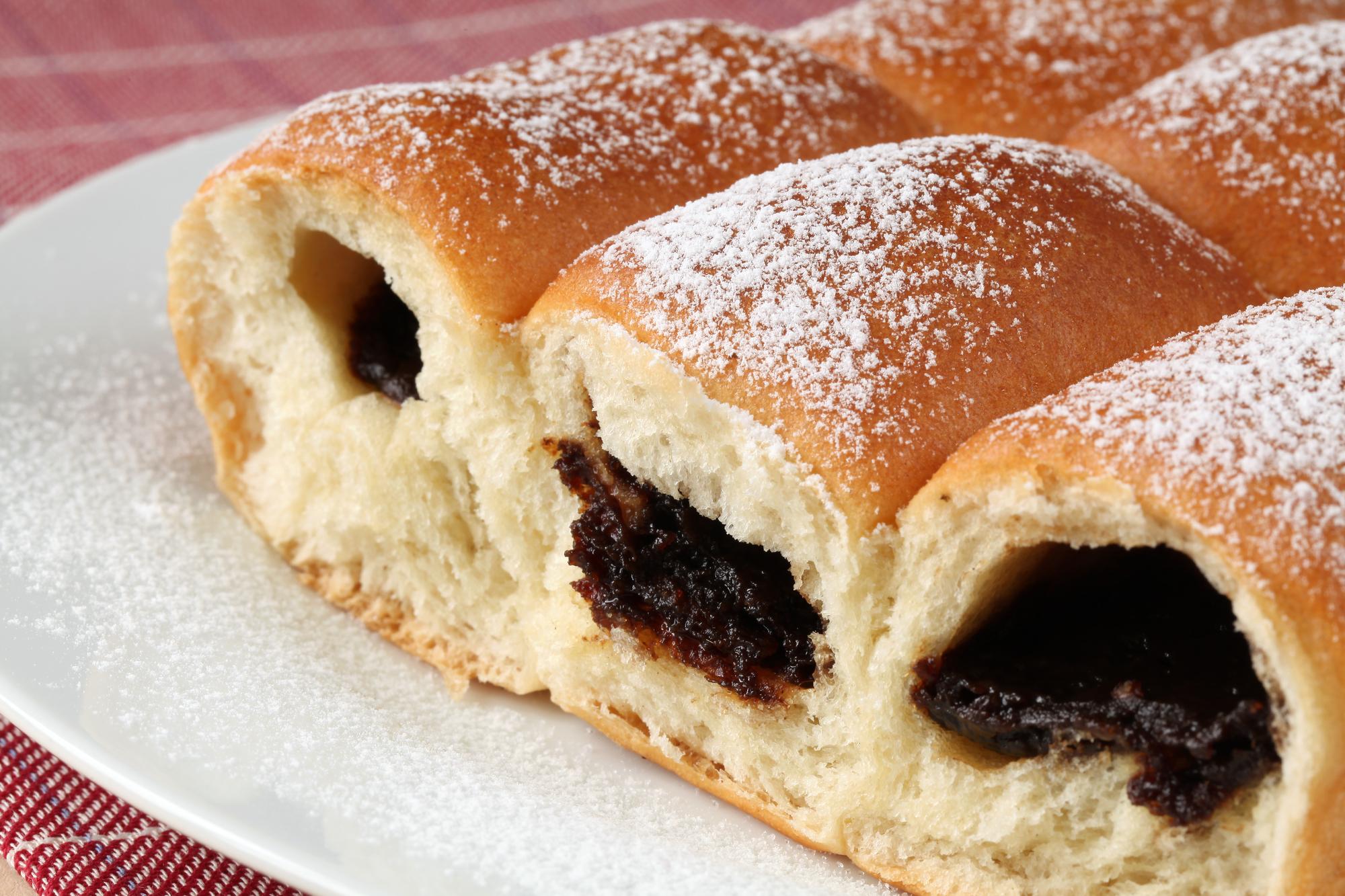 Tradiční české buchty recept
